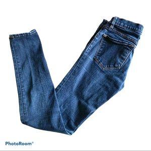 J Brand Starless Legging Jeans